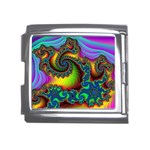 Lucy in the Sky With Diamonds Fractal Mega Link Italian Charm (18mm)