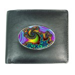 Lucy in the Sky With Diamonds Fractal Wallet