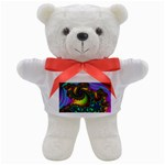 Lucy in the Sky With Diamonds Fractal Teddy Bear