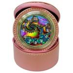 Lucy in the Sky With Diamonds Fractal Jewelry Case Clock