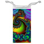 Lucy in the Sky With Diamonds Fractal Jewelry Bag