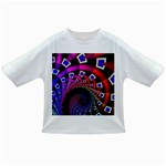 Groovy 60s Shag Fractal Infant/Toddler T-Shirt