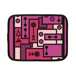 Modern BoreDoodle Netbook Case (Small)