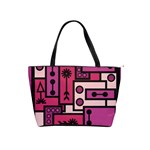 Modern BoreDoodle Shoulder Handbags