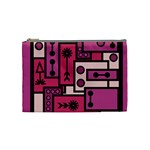 Modern BoreDoodle Cosmetic Bag (Medium)