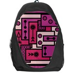 Modern BoreDoodle Backpack Bag