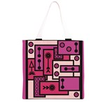 Modern BoreDoodle Grocery Light Tote Bag