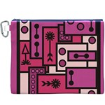 Modern BoreDoodle Canvas Cosmetic Bag (XXXL)
