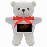 Gothic Swiss Cheese Fractal Fantasy Teddy Bear