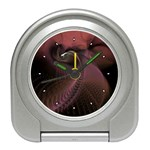Dark Interplanetary Rebirth Fractal Travel Alarm Clock