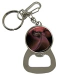Dark Interplanetary Rebirth Fractal Bottle Opener Key Chain