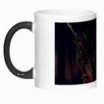 Gothic Faery Elf Woman Fantasy at Night Morph Mug