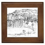 Tenant House-by Ave Hurley Framed Tile