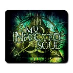 my infected soul large mouse pad Large Mousepad