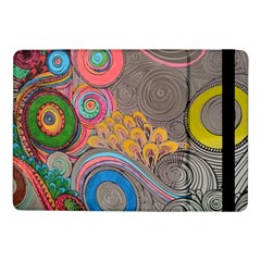 Rainbow Passion Samsung Galaxy Tab Pro 10 1  Flip Case by SugaPlumsEmporium