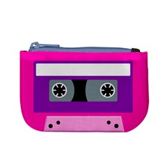 Another Cute Cassette Coin Change Purse by Ellador