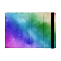 Rainbow Watercolor Ipad Mini 2 Flip Cases by StuffOrSomething
