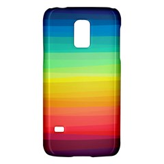 Sweet Colored Stripes Background Galaxy S5 Mini by TastefulDesigns