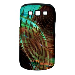 Metallic Abstract Copper Patina  Samsung Galaxy S Iii Classic Hardshell Case (pc+silicone) by CrypticFragmentsDesign