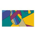 Unknown Abstract Modern Art By Eml180516 Satin Wrap
