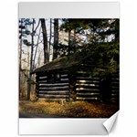 Cabin At The Pennsylvania Grand Canyon  by Ave Hurley  Canvas 36  x 48