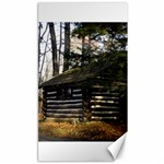 Cabin At The Pennsylvania Grand Canyon  by Ave Hurley  Canvas 40  x 72