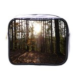Forest - Pa Grand Canyon ~Leo Harris St Park by Ave Hurley - Mini Toiletries Bag (One Side)
