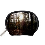 Forest - Pa Grand Canyon ~Leo Harris St Park by Ave Hurley - Accessory Pouch (Small)