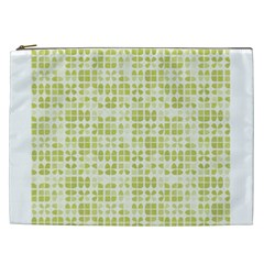Pastel Green Cosmetic Bag (xxl)  by FunkyPatterns