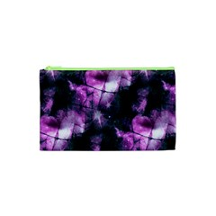 Celestial Purple  Cosmetic Bag (xs) by KirstenStar
