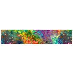 Reality Is Melting Flano Scarf (small)