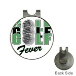 Golf Fever Golf Ball Marker Hat Clip
