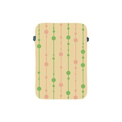 Pastel Pattern Apple Ipad Mini Protective Soft Cases by Valentinaart