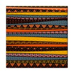 Colorful African Pattern Mixl Face Towel
