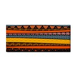 Colorful African Pattern Mixl Hand Towel