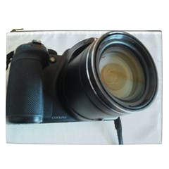 My Camera Cosmetic Bag (xxl)  by picsaspassion