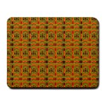 Colorful Kente Pattern2 Small Mousepad