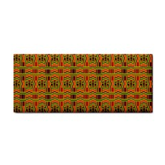 Colorful Kente Pattern2 Hand Towel from Saytoons Front