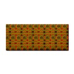 Colorful Kente Pattern2 Hand Towel