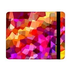 Geometric Fall Pattern Samsung Galaxy Tab Pro 8 4  Flip Case by DanaeStudio