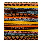 African Tribal Mix Shower Curtain 66  x 72