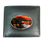River Styx Gothic Fantasy Painting Wallet