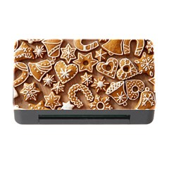 Christmas Cookies Bread Memory Card Reader With Cf