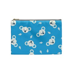 Blue Koala Cosmetic Bag (medium)