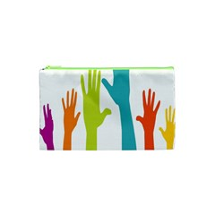 Hand Coloor Cosmetic Bag (xs)