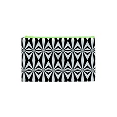 Background Cosmetic Bag (xs) by AnjaniArt