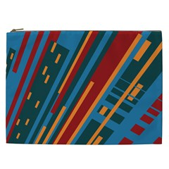 Building Cosmetic Bag (xxl)  by AnjaniArt
