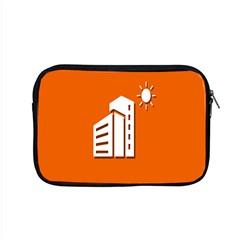 Building Orange Sun Copy Apple Macbook Pro 15  Zipper Case by Jojostore