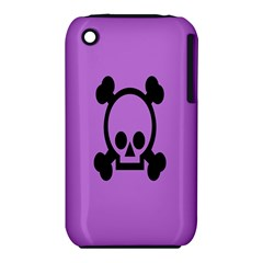 Cartoonskull Danger Iphone 3s/3gs by Jojostore