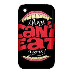 Cant Eat Iphone 3s/3gs by Jojostore